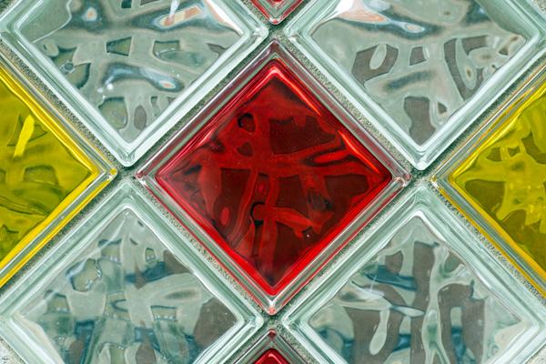 Glassbyggerstein
